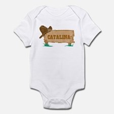 Catalina western Infant Bodysuit