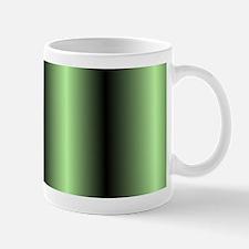 Green Stripe Mugs