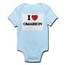 I Love Omarion Body Suit