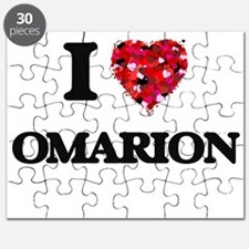 I Love Omarion Puzzle