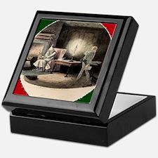 A Christmas Carol Marley's Ghost - Di Keepsake Box