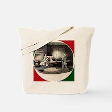 A Christmas Carol Marley's Ghost - Dicken Tote Bag