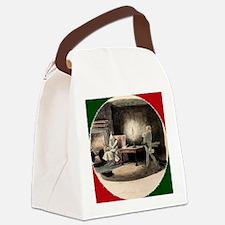 A Christmas Carol Marley's Ghost  Canvas Lunch Bag