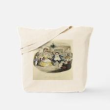 A Christmas Carol Fezziwig's Ball - Dicke Tote Bag