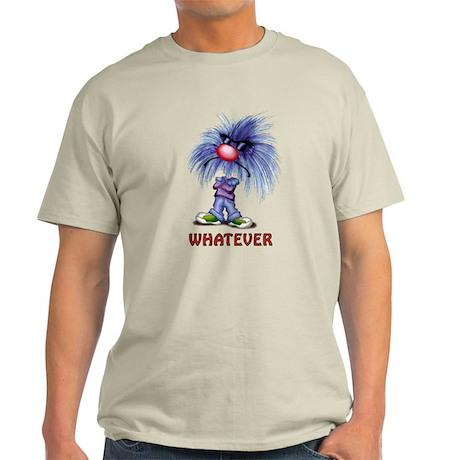 Zoink Whatever Light T-Shirt