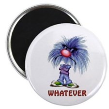 """Zoink Whatever 2.25"""" Magnet (10 pack)"""