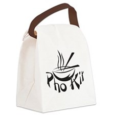Pho Kit Canvas Lunch Bag