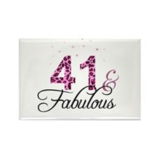 41 and Fabulous Magnets