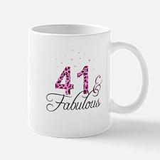 41 and Fabulous Mugs