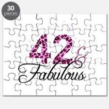 42 and Fabulous Puzzle
