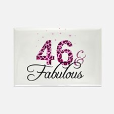 46 and Fabulous Magnets