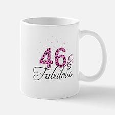 46 and Fabulous Mugs