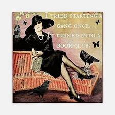 Book Club Queen Duvet