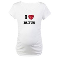 I Love Rufus Shirt