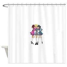 Irish Resize.png Shower Curtain