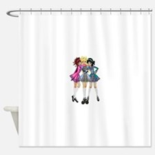 Irish Resize.png Shower Curtain