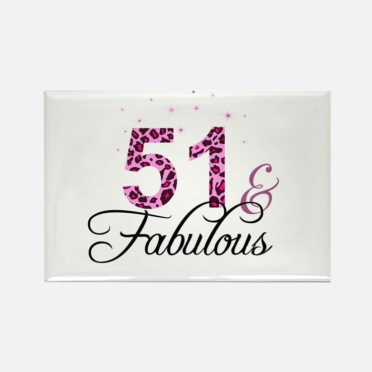 51 and Fabulous Magnets