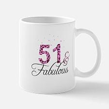 51 and Fabulous Mugs