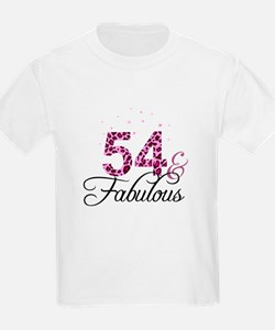 54 and Fabulous T-Shirt