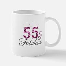 55 and Fabulous Mugs