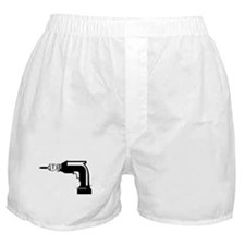 Power Drill Boxer Shorts