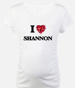 I Love Shannon Shirt