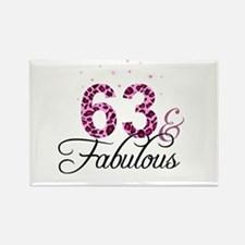 63 and Fabulous Magnets