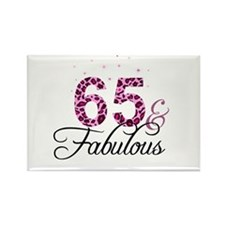 65 and Fabulous Magnets