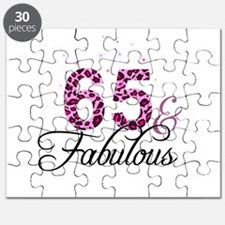 65 and Fabulous Puzzle
