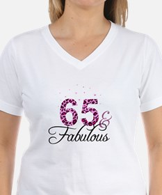 65 and Fabulous T-Shirt