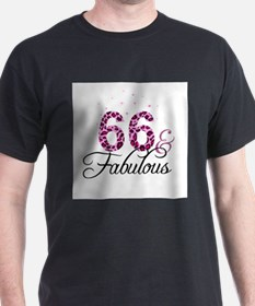 66 and Fabulous T-Shirt
