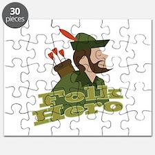 Folk Hero Puzzle