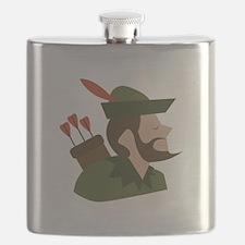 Robin Hood Flask
