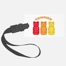 Gummies Luggage Tag