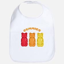 Gummies Bib