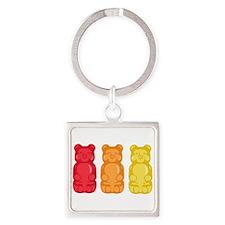 Gummy Bears Keychains