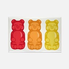 Gummy Bears Magnets