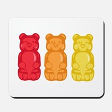 Gummy Bears Mousepad