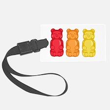 Gummy Bears Luggage Tag