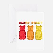 Beary Sweet Greeting Cards