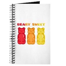 Beary Sweet Journal