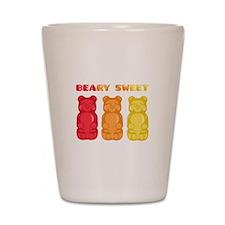 Beary Sweet Shot Glass