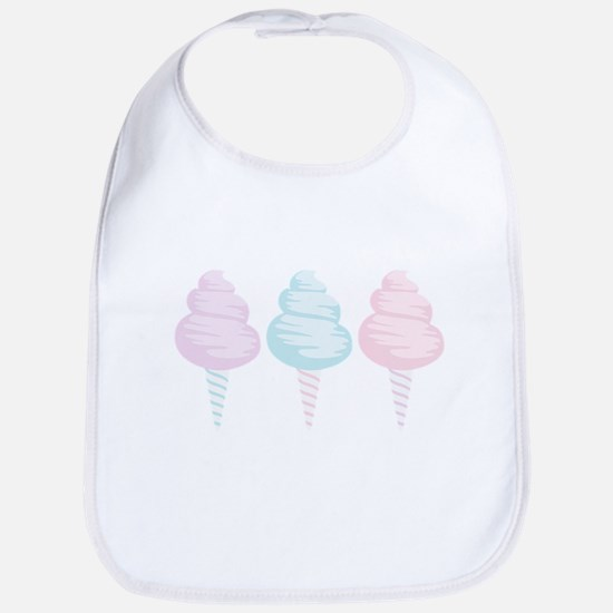 Cotton Candy Bib