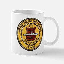 USS VALDEZ Small Small Mug