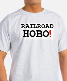 RAILROAD HOBO! T-Shirt