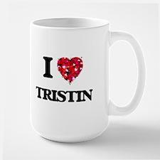I Love Tristin Mugs