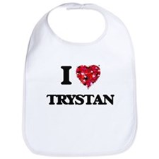 I Love Trystan Bib