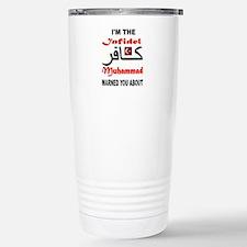 INFIDEL Travel Mug