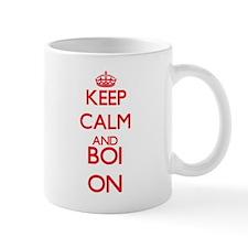 Keep Calm and Boi ON Mugs