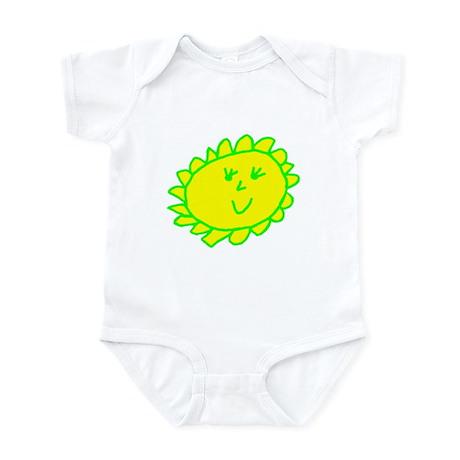 Smiling Sun Infant Bodysuit